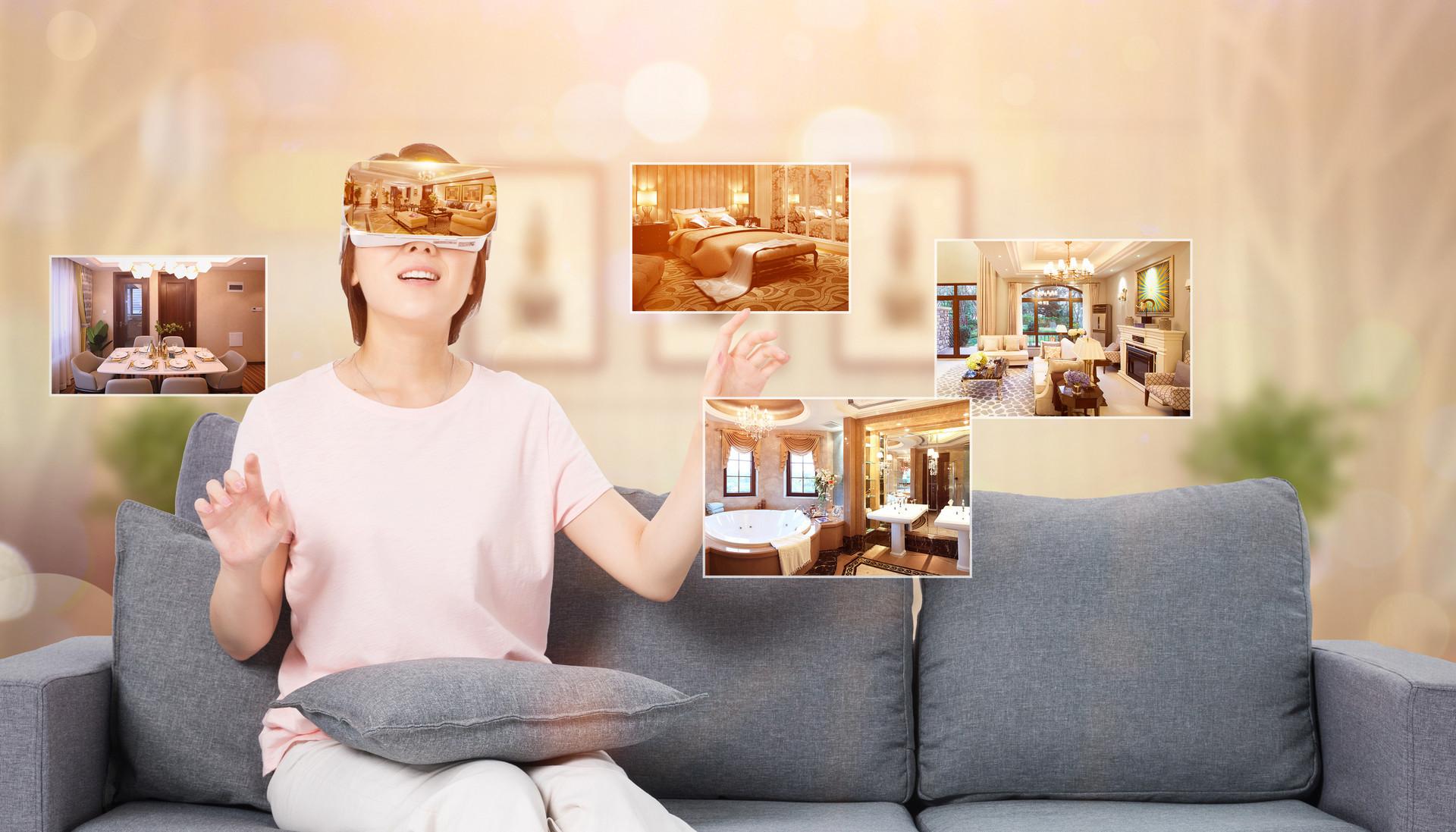 疫情影响地产业务搁置,VR云端看房来啦