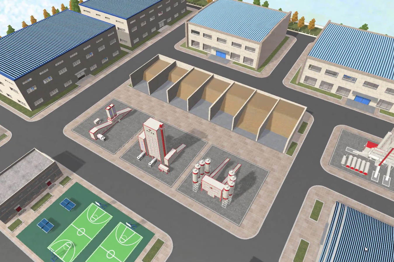 VR数字工厂交互漫游说球帝直播app下载iOS