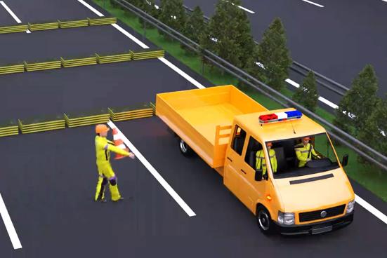 高速公路养护宣教片